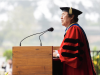 UCSB Chancellor Henry Yang has presided over commencements since 1995.