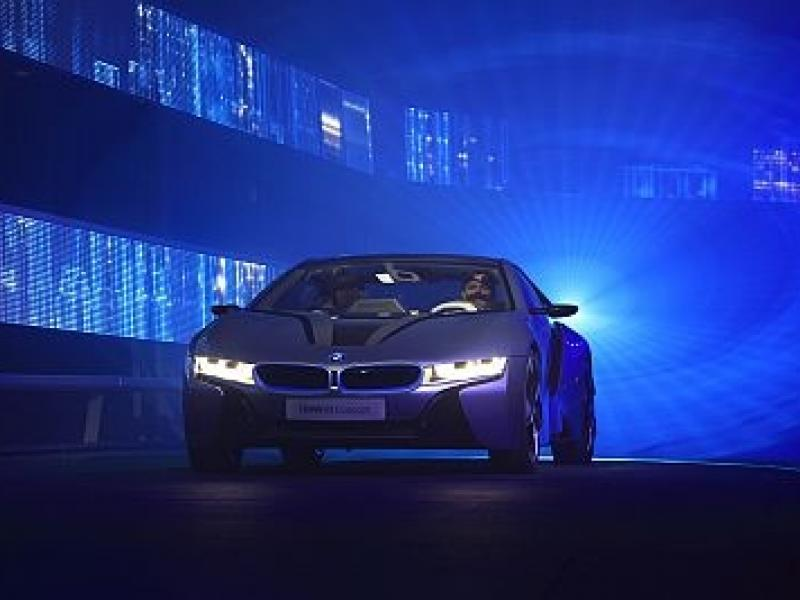 Laser lighting is currently being used in cars, but the technology is not cheap, something that is set to hold back the product's commercialisation.